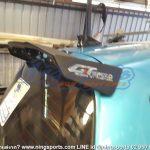 สปอยเลอร์ GT Speed สำหรับ Honda Jazz GE