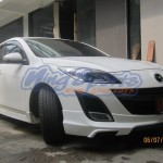 ชุดแต่งรอบคัน Mazda 3 2011 ทรง V.1