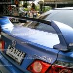 สปอยเลอร์ Honda City ZX ทรง Mugen RR