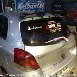 GT Wing yaris 06-12 gt speed-