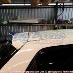 ส่วนต่อสปอยเลอร์ Mazda2 5D ทรง OEM