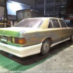 ชุดแต่ง Benz w126 wald v.2