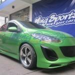 ชุดแต่งรอบคัน Mazda2 Hatchback ทรง Sport