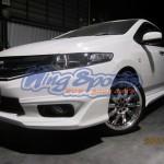 ชุดแต่งรอบคัน Honda City 2012 ทรง Mugen V.2