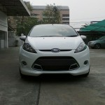  Ford Fiesta Sedan (4 )  V.2