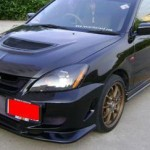  Mitsubishi New Lancer  C-WEST