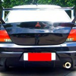  Mitsubishi New Lancer  ings+1