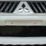 ครอบกันชนหน้า Mitsubishi Pajero Sport