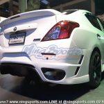 ชุดแต่ง Nissan Almera GTR