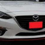 ชุดแต่งรอบคัน Mazda 3 5D 2014 ทรง MazdaSpeed