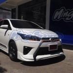 ชุดแต่งรอบคัน Toyota Yaris 2014 ทรง T-Sport