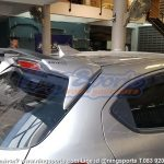 สปอยเลอร์ Mazda2 Skyactiv 5D ทรง Drive68