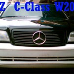  Benz W202  AMG C43