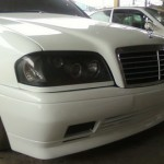  Benz W202  Brabus