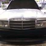 ชุดแต่งรอบคัน Benz W201 (190E) ทรง VIP