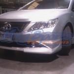ชุดแต่งรอบคัน Toyota Camry 2012 ตัวธรรมดา ทรง V.3