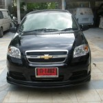 Chevrolet Aveo  SS Sport