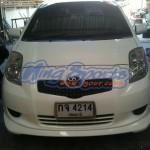 ชุดแต่งรอบคัน Toyota Yaris 06 ทรง NS1