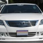 ชุดแต่งรอบคัน Toyota Camry 07-11 (ACV40-41) ทรง VIP V.2