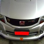 กระจังหน้า Honda City 08 ทรง Mugen RR