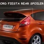 สปอยเลอร์ Ford Fiesta Hatchback ทรงตัวท็อป