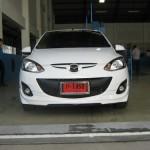 ชุดแต่งรอบคัน Mazda2 Sedan ทรง Boom Racing