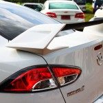 สปอยเลอร์ Mazda2 Sedan ทรง GT