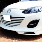 ชุดแต่งรอบคัน Mazda2 Sedan ทรง VIP