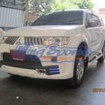 ชุดแต่งรอบคัน Mitsubishi Pajero Sport ทรง ZX