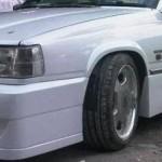 ชุดแต่งรอบคัน Volvo 940 ทรง VIP (K-Break V-Lux Edition)