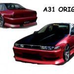  Nissan Cefiro A31  Origin
