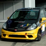 Honda Jazz GD  Noblesse Sport