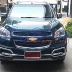 ชุดแต่งรอบคัน Chevrolet Trailblazer ทรง V.2 Dubai