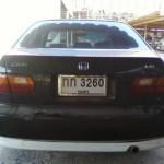 สเกิร์ตหลัง Honda Civic 92 EG 4D ทรง SI