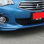 ชุดแต่งรอบคัน Mitsubishi Attrage ทรง Ralliart Style