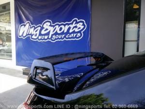 สปอยเลอร์ Toyota Vios 2007 ทรง Cimera