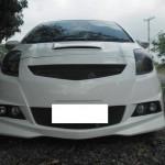 กันชนหน้า Toyota Yaris ทรง Cimera
