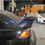สปอยเลอร์ Mitsubishi Lancer Ex ทรง Evo X