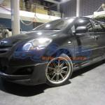 ชุดแต่งรอบคัน Toyota Vios 2007 ทรง Viper VS Cimera
