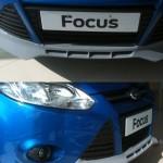ชุดแต่งรอบคัน Ford Focus 2012 5D ทรง V.1