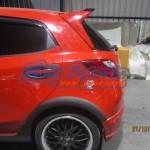 สปอยเลอร์ Mazda2 Hatchback ทรง Filewar Plus