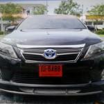 ชุดแต่งรอบคัน Toyota Camry 2012 ตัวธรรมดา ทรง V.2