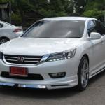 ชุดแต่งรอบคัน Honda Accord G9 2013 ทรง NTS1 V.1