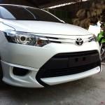 ชุดแต่งรอบคัน Toyota New Vios 2013 ทรง V.3