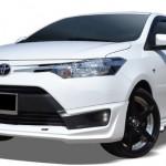ชุดแต่งรอบคัน Toyota New Vios 2013 ทรง IDEO