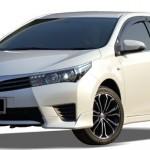 ชุดแต่งรอบคัน Toyota Altis 2014 ทรง V.1