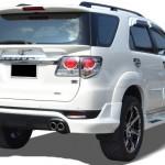 ชุดแต่งรอบคัน Toyota Fortuner BMC ทรง V.1 Plus