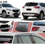อุปกรณ์ตกแต่ง Mazda CX-5