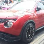 ชุดแต่งรอบคัน Nissan Juke ทรง Kenstyle