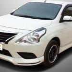 ชุดแต่งรอบคัน Nissan Almera 2014 ทรง Option